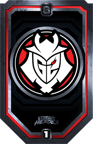 G2eSports Level Card 1