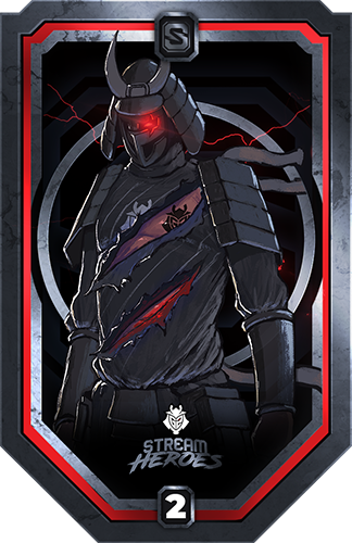 G2eSports Level Card 2