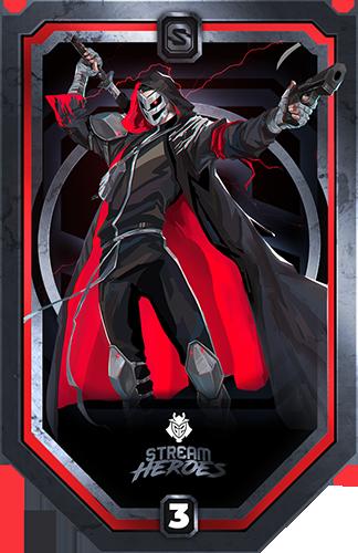G2eSports Level Card 3