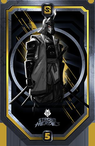 G2eSports Level Card 5
