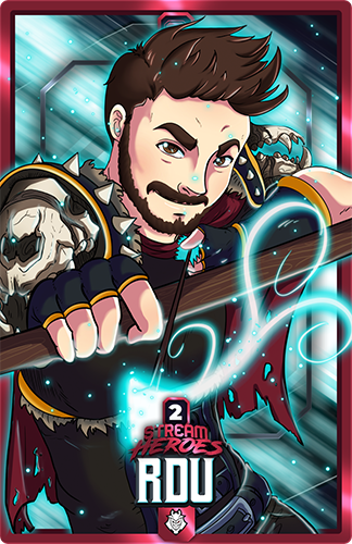Rdulive Level Card 2